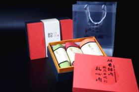 预售 嘉兴老字号礼盒粽 可能是今年最高配的粽子 放心猪肉、东北糯米、安吉泉水、嘉兴老字号……江浙沪包邮