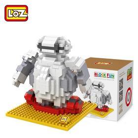 LOZ小粒积木-大白系列