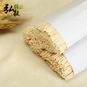 【弘毅六不用生态农场】六不用挂面 3.3斤/份