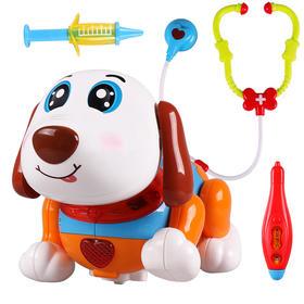 英国高盛玩具新品宠物医生萌萌狗