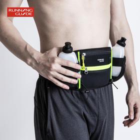 跑步指南双水壶腰包多功能运动跑步包p9615