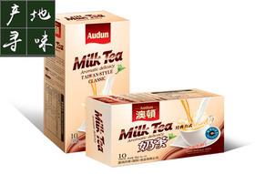 【香港寻味】进口奶茶澳顿台式奶茶粉 香港特产丝袜奶茶休闲食品零食促销 包邮