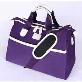 玛丽艳休闲商务旅行袋男女旅游包出差行李包大容量单肩手提旅行包