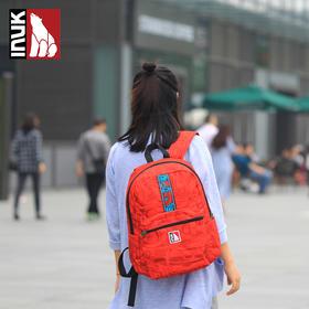 【冒险邦】INUK伊魁特Iquluit图腾背包潮学院风休闲双肩背包