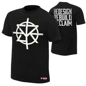 WWE塞斯罗林斯SETHROLLINS纯棉正品短袖