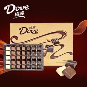德芙Esteem埃丝汀4种口味礼盒装巧克力262g情人节送女友生日礼物