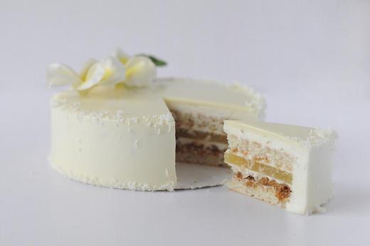 青柠椰子凤梨慕斯蛋糕 商品图3