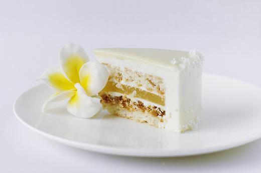 青柠椰子凤梨慕斯蛋糕 商品图4