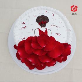 玫瑰红颜(2磅起订)