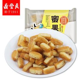 鼎丰真【新包装】蜜果 东北特色传统零食小吃点心 美食糕点