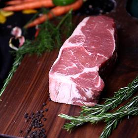 澳洲安格斯西冷牛排,160g单片装,640原厂原切真空包装