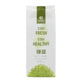 谷怡斋 绿豆 1kg