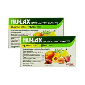 澳洲Nu-lax乐康膏250g/盒*2  果蔬润肠排毒养颜便秘克星香港直邮