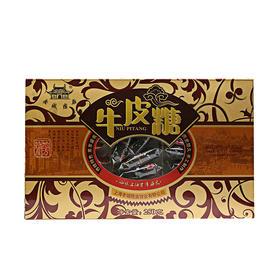 上海特产 老城隍庙 六味牛皮糖250g/盒