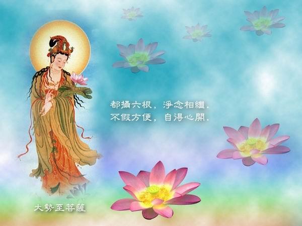 【积福慧】2017年大势至菩萨圣诞供灯共修(已圆满)