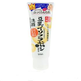 日本SANA豆乳洗面奶卸妆洁面乳美白补水男女孕妇通用