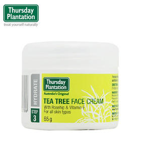【澳洲】Thursday-Plantation星期四农庄65g茶树面霜