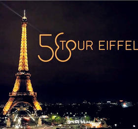埃菲尔铁塔58餐厅(含门票,免排队)