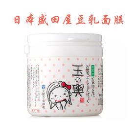 日本盛田屋 豆乳面膜 豆腐乳酪面膜150g 补水保湿 白皙水嫩豆腐肌