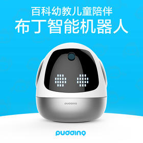 roobo pudding布丁智能机器人 娱乐 幼教 陪护 家庭安防 儿童玩具