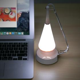 礼无忧 酷玩音乐台灯 USB台灯音响 触摸台灯带音箱 创意实用生日礼物