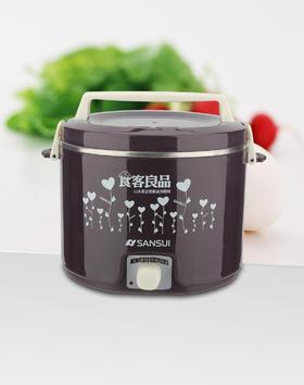 【山水电器】SD—520多用真空饭盒  一盒多用更方便