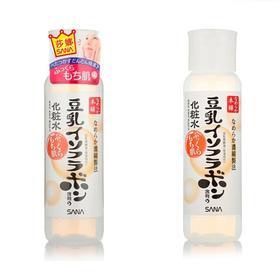 日本sana豆乳美肤化妆水保湿补水爽肤水200ml进口清爽型不油腻