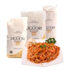 意大利进口巧意通心粉500g/袋*2 五种款式意面通心粉方便速食