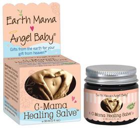 美国Earth Mama Angel Baby地球妈妈天使宝贝 妊娠纹淡化/剖腹产疤痕愈合修复膏 30ml