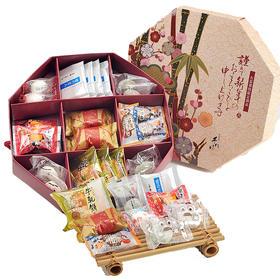 台湾直邮手信坊京都岁末礼盒 多种美味佳节必备