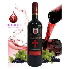 十字雄狮(黑标)干红葡萄酒