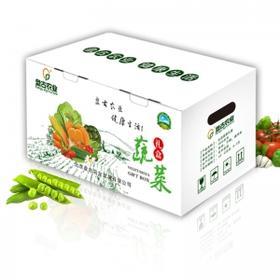 盘古—节日特菜鲜菌礼盒B款(仅限北京五环内购买)