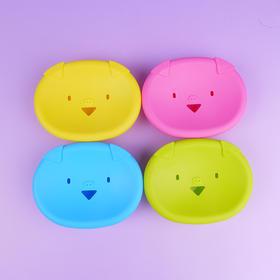 可爱小猪肥皂盒