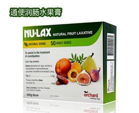 澳洲Nu-lax乐康膏 天然有机果蔬膳食纤维排毒养颜润肠通宿便 500g