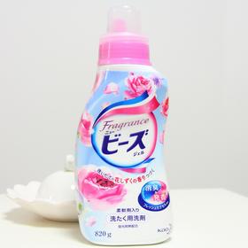 花王进口洗衣液公主玫瑰香820g温和无刺激易漂洗剂无荧光剂