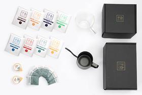 子鱼咖啡 | 挂耳咖啡大礼盒(采自全球咖啡豆)