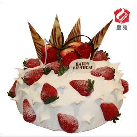 【清凉一夏】点点情怀~冰淇淋夹心草莓蛋糕