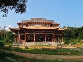 浙江苍南坑尾妈祖庙修建天后圣殿善款募捐