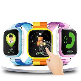 【儿童智能手表】Y19S新款1.44大彩屏触摸屏儿童定位手表双重智能定位儿童电话手表