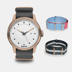 HyperGrand 新款带日历腕表|买一送三超值套装(新加坡)