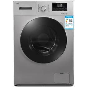TCL  XQGM75-F12102THB   7.5公斤  免污变频  全自动滚筒洗衣机  告别污水洗衣