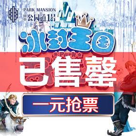【游海宁】锦申·公园道1号——冰雪嘉年华(1元抢票)