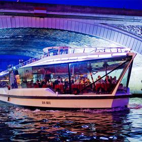 巴黎塞纳河游船 - Bateaux Mouches