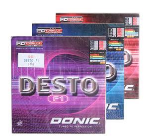 DONIC多尼克 F1 加硬 F2 F3 内能乒乓球涩性套胶 正品行货
