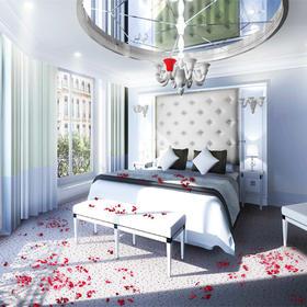 巴黎香街5星马克马翁酒店豪华体验套餐