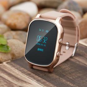【智能手机】儿童定位手表小孩防丢智能手表四重定位智能GPS定位学生电话手表