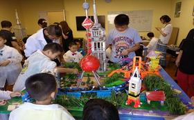 【十一亲子营.10月4日/6日】小小城市建筑师