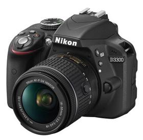 尼康(Nikon) D3300 单反套机