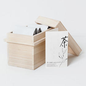 Rikumo 雾岛有机名茶礼盒三合一|玄米茶+焙茶+绿茶(日本)