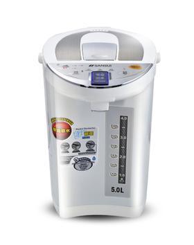 不锈钢电热水瓶_/山水保温出水电热水瓶stp-7502 无电出水
